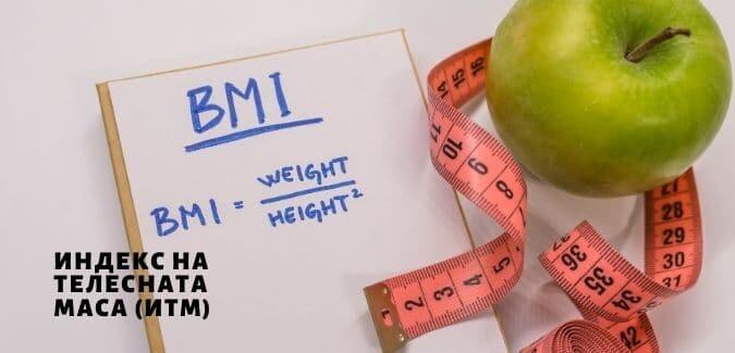 Индекс на телесната маса